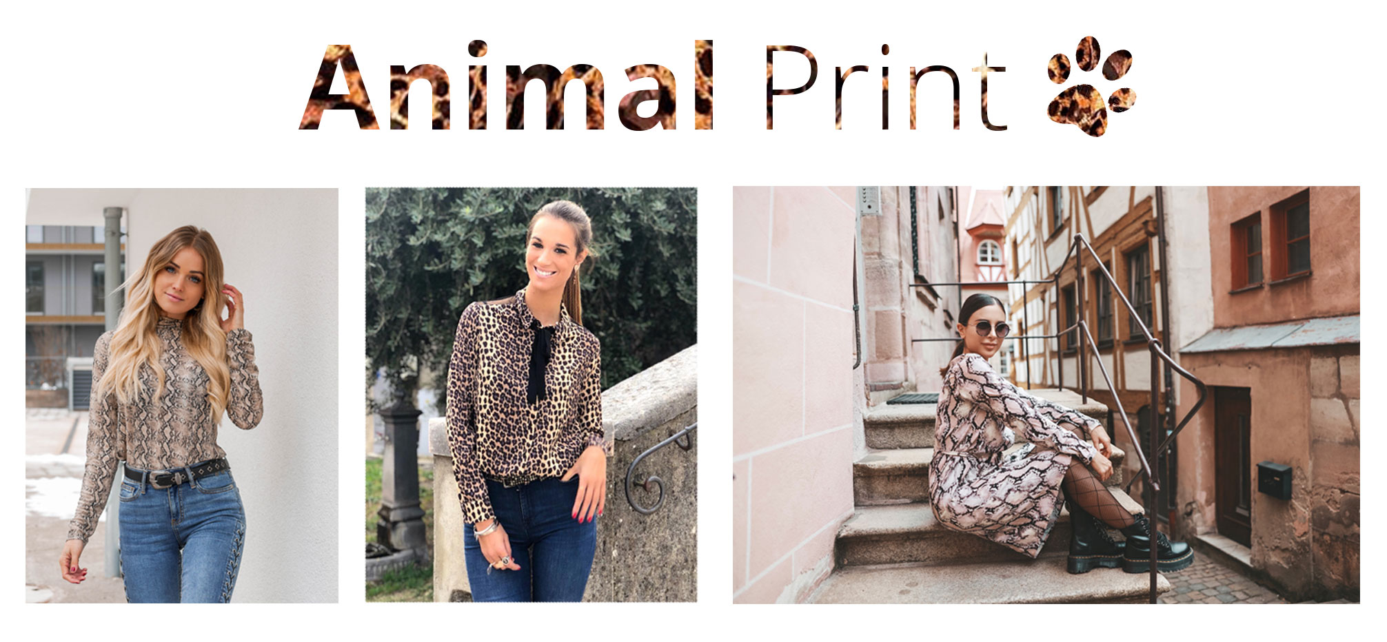 Animal Print Looks