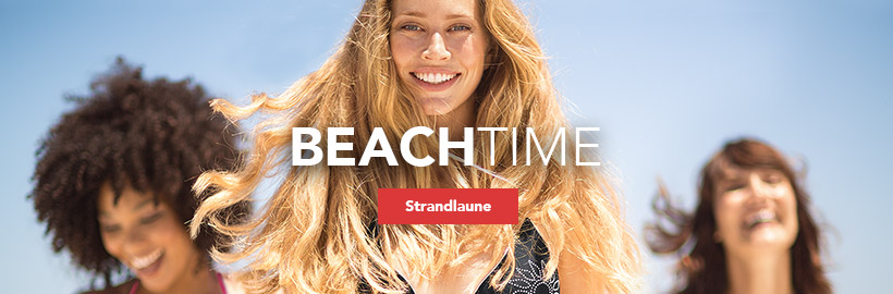 Beachtime! - Damenstrandmode