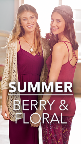 Summer Berry & Floral